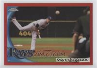 Matt Garza #21/25