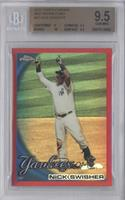 Nick Swisher /25 [BGS 9.5]