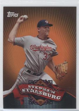 2010 Topps Chrome Target Exclusive Refractors #BC-1 - Stephen Strasburg