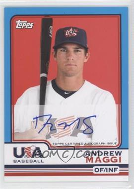 2010 Topps Chrome Team USA Autographs #USA-10 - Andy Marte