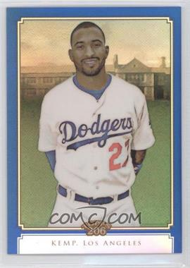 2010 Topps Chrome Topps 206 Chrome Blue Refractor #TC13 - Matt Kemp /199