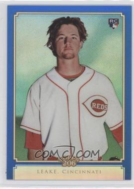 2010 Topps Chrome Topps 206 Chrome Blue Refractor #TC4 - Mike Leake /199