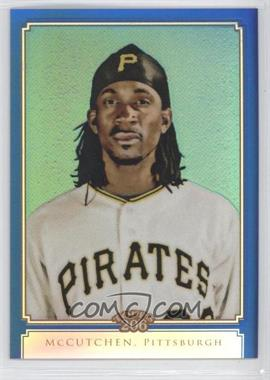 2010 Topps Chrome Topps 206 Chrome Blue Refractor #TC49 - Andrew McCutchen /199