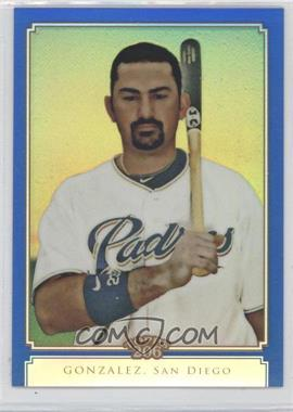2010 Topps Chrome Topps 206 Chrome Blue Refractor #TC9 - Adrian Gonzalez /199