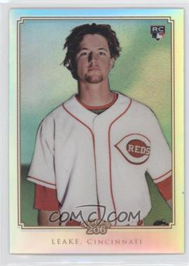 2010 Topps Chrome Topps 206 Chrome Refractor #TC4 - Mike Leake /499