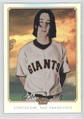2010 Topps Chrome Topps 206 Chrome Refractor #TC46 - Tim Lincecum /499