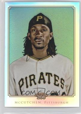 2010 Topps Chrome Topps 206 Chrome Refractor #TC49 - Andrew McCutchen /499