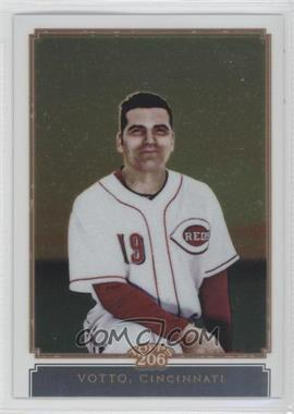 2010 Topps Chrome Topps 206 Chrome #TC18 - Joey Votto /999