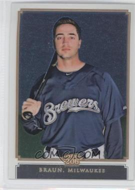 2010 Topps Chrome Topps 206 Chrome #TC27 - Ryan Braun /999