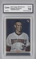 Stephen Strasburg /999 [ENCASED]