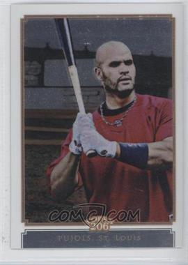 2010 Topps Chrome Topps 206 Chrome #TC42 - Albert Pujols /999