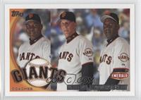 Hensley Meulens, Tim Flannery, Roberto Kelly