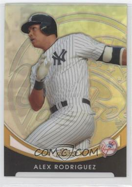 2010 Topps Finest - [Base] - Gold Refractor #3 - Alex Rodriguez /50