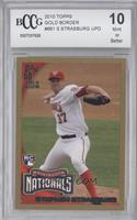 Stephen Strasburg /2010 [ENCASED]