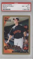 Buster Posey /2010 [PSA 8.5]