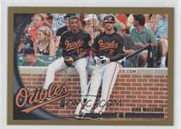 Adam Jones, Nick Markakis /2010
