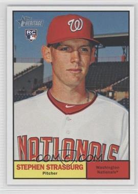 2010 Topps Heritage - National Convention [Base] #NCC1 - Stephen Strasburg /999