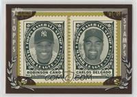 Robinson Cano, Carlos Delgado /50