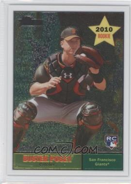 2010 Topps Heritage Chrome #C33 - Buster Posey /1961