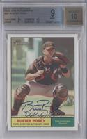 Buster Posey [BGS 9]