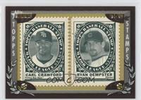 Carl Crawford, Ryan Dempster /50