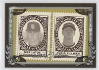 Mat Latos, Chris Tillman /50