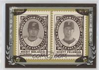 Ricky Nolasco, Scott Feldman /50