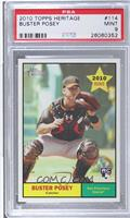 Buster Posey [PSA 9]