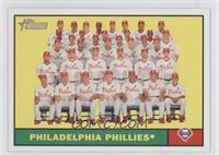 Phillies Team