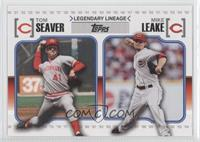 Tom Seaver, Mike Leake