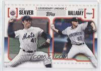 Tom Seaver, Roy Halladay