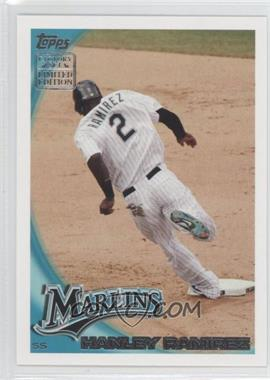 2010 Topps Limited Edition Factory Set [Base] #RS3 - Hanley Ramirez