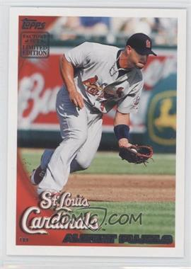 2010 Topps Limited Edition Factory Set [Base] #RS5 - Albert Pujols