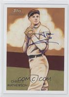 Christy Mathewson /10
