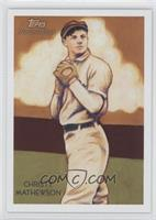 Christy Mathewson /25