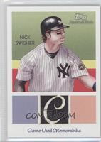 Nick Swisher #77/99