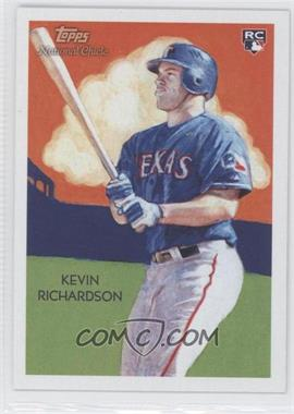 2010 Topps National Chicle #261 - Kevin Richardson