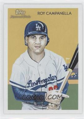 2010 Topps National Chicle #282 - Roy Campanella