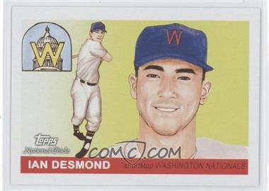 2010 Topps National Chicle #300 - Ian Desmond