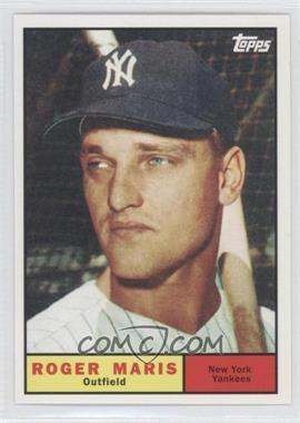 2010 Topps New York Yankees 27 World Series Titles - [Base] #YC19 - Roger Maris