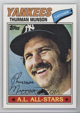 2010 Topps New York Yankees 27 World Series Titles - [Base] #YC21 - Thurman Munson