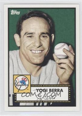 2010 Topps New York Yankees 27 World Series Titles #YC11 - Yogi Berra