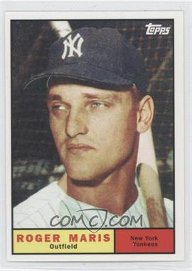 2010 Topps New York Yankees 27 World Series Titles #YC19 - Roger Maris