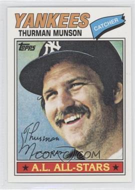 2010 Topps New York Yankees 27 World Series Titles #YC21 - Thurman Munson