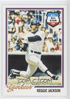 2010 Topps New York Yankees 27 World Series Titles #YC22 - Reggie Jackson
