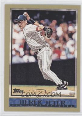 2010 Topps New York Yankees 27 World Series Titles #YC24 - Derek Jeter