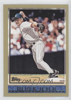 2010 Topps New York Yankees 27 World Series Titles #YC24 - Derek Jeter
