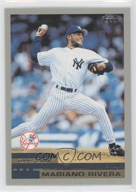 2010 Topps New York Yankees 27 World Series Titles #YC26 - Mariano Rivera