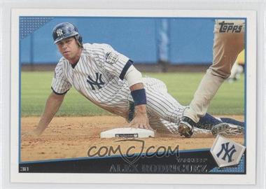 2010 Topps New York Yankees 27 World Series Titles #YC27 - Alex Rodriguez