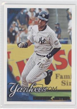 2010 Topps New York Yankees #NYY14 - Derek Jeter